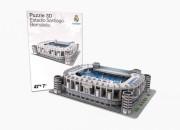3D puzzle Santiago Bernabeu (Real Madrid) 47 dílků