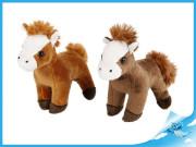Kůň plyšový 13 cm