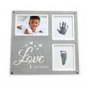 "Vintage Frame Print Kit ""Love you forever"""