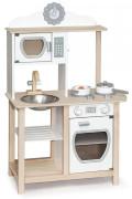 Dřevěná moderní kuchyňka Viga