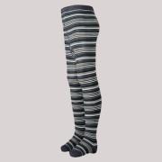 Dětské punčocháče Design Socks vel. 5 (4-5 let) modré proužky