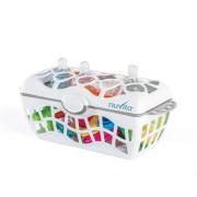 Košík na nádobí do myčky White