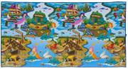 Scarlett dětský kobereček PVC Mořská panna - 120 x 200 cm