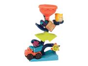 Vodní mlýnek s náklaďákem