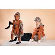 Oboustranná kojenecká mikina s kapucí Nicol Mia