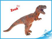 Tyranosaurus Rex 41cm na baterie se zvukem