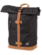 Volnočasový batoh ROLL-UP ECO Black