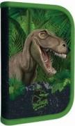 Penál 1patrový s chlopní PLNÝ Junior T-rex NEW 2017