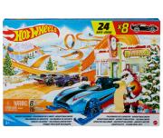 Hot Wheels adventní kalendář GTD78