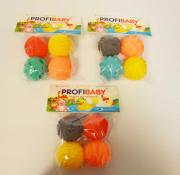 Balónky pusinky 4 ks