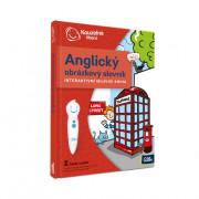 Kniha Anglický obrázkový slovník - Kouzelné čtení