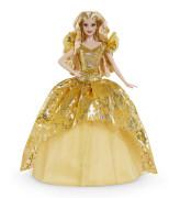 Vánoční panenka blondýnka
