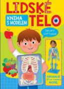 Lidské tělo - kniha s modelem 2. jakost