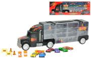 Kamion s úložným prostorem 48 cm + 6 ks aut