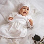 Souprava ke křtu pro dívky EKO 11