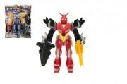 Robot figurka plast 15 cm