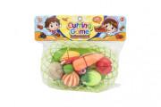 Zelenina krájecí v košíku plast s doplňky