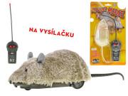 R/C myš 22cm 27MHz na baterie