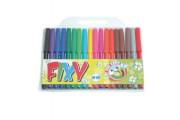 Fixy barevné 18ks