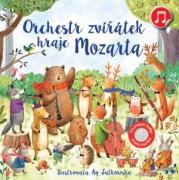 Svojtka Orchestr zvířátek hraje Mozarta