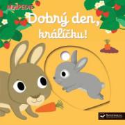 Leporelo MiniPEDIE – Dobrý den, králíčku!