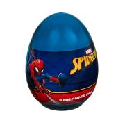 Vejce s výtvarnými potřebami S Spiderman