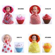 Panenka/Cupcake 15cm vonící