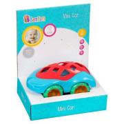 Mini autíčko Bam Bam Modrá+červená