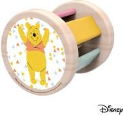 Disney Dřevěný dětský váleček Medvídek Pú
