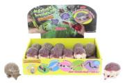 Gumový ježek