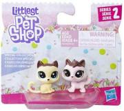 Littlest Pet Shop Dvě zvířátka - special collection 2 KOČIČKY