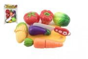 Zelenina krájecí plast s prkénkem