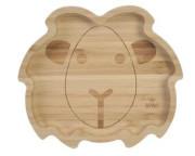 Bambusový talíř Lev Bam Bam