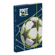 Box na sešity A4 Jumbo fotbal 2