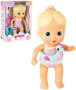 Bloopies Mimi plavající a stříkající panenka 30cm