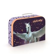 Kufřík lamino 34 cm Unicorn-pegas