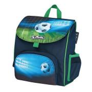 Předškolní batoh Mini Softbag - Fotbal Herlitz