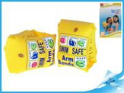 Rukávky 25x15cm ABC 3-6let v krabičce