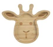 Bambusový talíř Žirafa Bam Bam