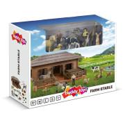 Farma - stáj BGA 1041
