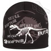 Chlapecká bavlněná čepice Dino Boy RDX