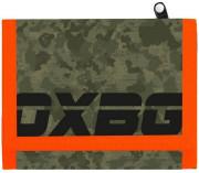 Dětská textilní peněženka OXY Army/Orange