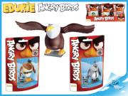 EDUKIE stavebnice Angry Birds v sáčku 32 ks