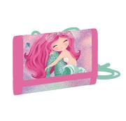 Dětská textilní peněženka Ocean rainbow