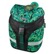 Školní taška SoftLight Herlitz - Kamufláž