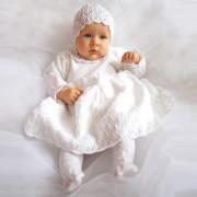 Souprava ke křtu pro dívky EKO 22