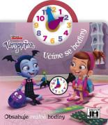 Kniha s hodinami - Vampirina