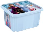 "Úložný box s víkem ""Frozen"", Frozen II 24 l"