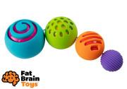 Fat Brain vkládací balónky OombeeBall
