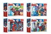 Minipuzzle 54 dílků Avengers